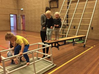 Ouder en Kindgym Zwanenburg Sport